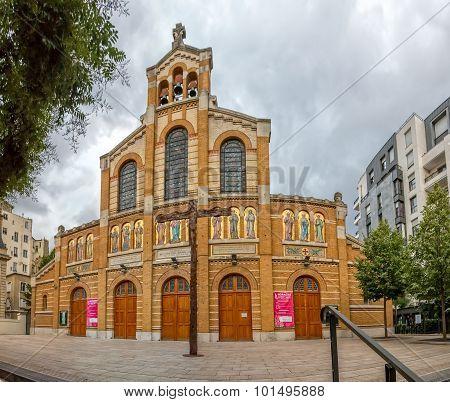 Paris Church Saint Honore of Eylau