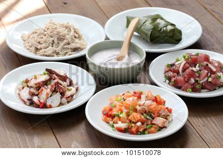 Lau images illustrations vectors lau stock photos for Authentic hawaiian cuisine