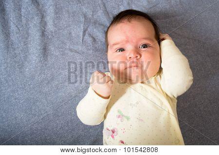 Baby Under Three Months Old