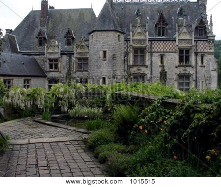 Chateau Parc De Cleres Normandy France