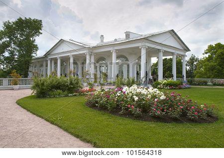 Tsarskoe Selo Garden