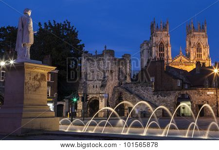 York In England