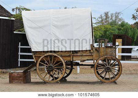 Western Covered Wagon