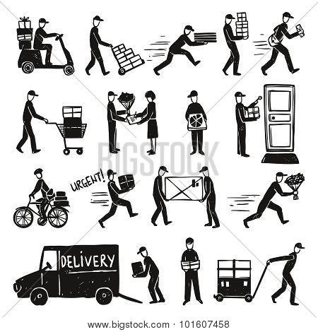Delivery Doodle Set