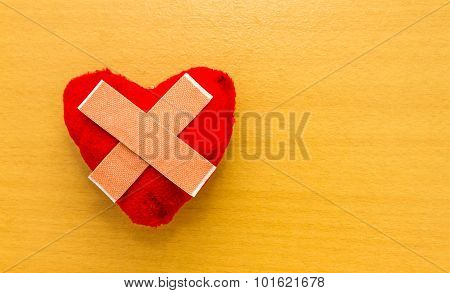 Heart sick for health