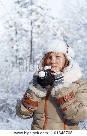 Cold Snow And Warm Dreams
