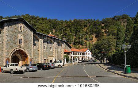Holy Royal and Stavropegic Monastery of Kykkos