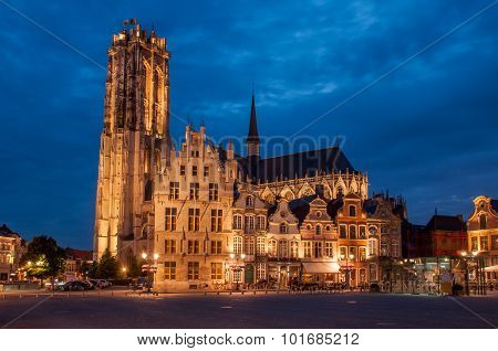 St. Rumbold's Cathedral Mechelen
