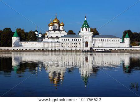 Ipatievsky Monastery In Russia, Kostroma City