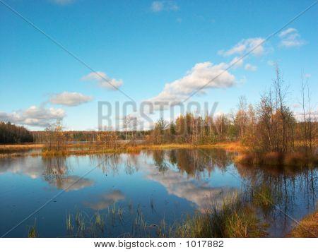 Autumn Islands