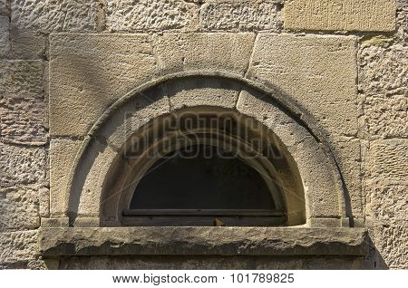 Round Arched Window