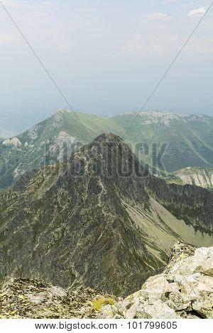 Peak In The Tatras - Jagniecy Szczyt (jahnaci Stit)