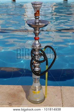 Hookah ? Also Known As A Waterpipe, Narghile,arghila  Or Shisha, Jordan, Middle East