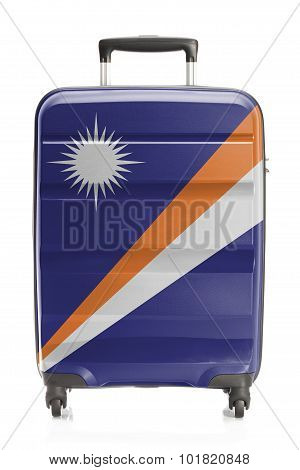 Suitcase With National Flag Series - Marshall Islands