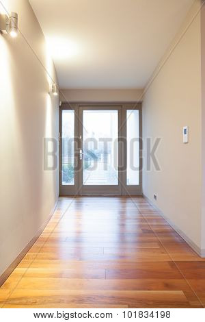 Empty Unfurnished Hall