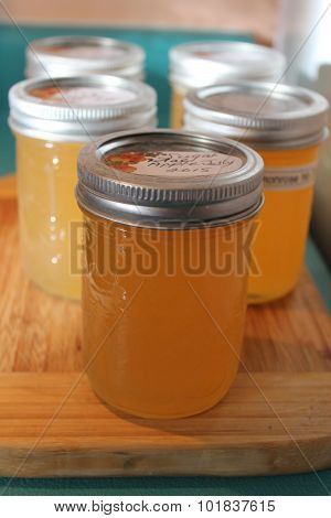Mac apple jelly
