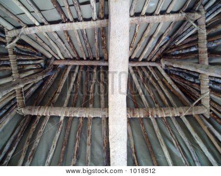 Roof Of Hut