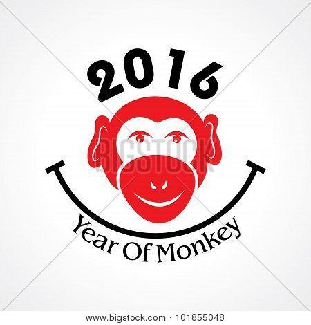 creative New Year 2016 design
