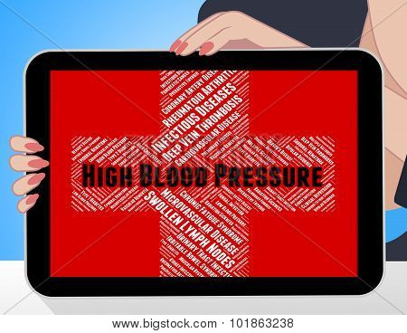 High Blood Pressure Represents Secondary Hypertension And Ht