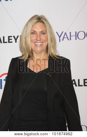 LOS ANGELES - SEP 16:  Ann Donahue at the PaleyFest 2015 Fall TV Preview -