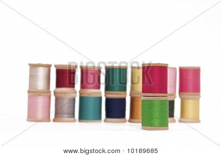 Stacks of Thread