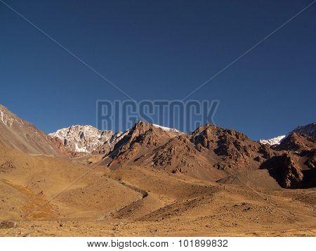 Vallecitos´s mountains