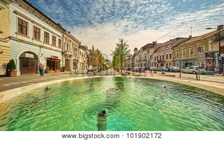 Cluj-napoca City Center