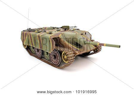 German Tank Model E-10