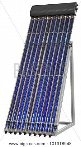 Solar Vacuum Collector