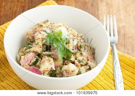 Bowl of Potato Salad
