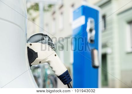 Cable For Charging An Electric Car