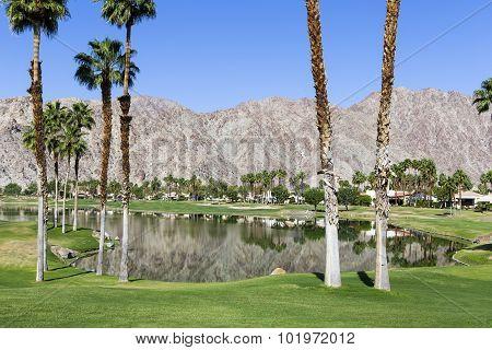 Ana Inspiration Golf Course, Rancho Mirage, California