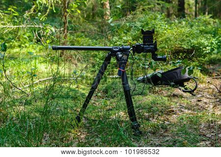 Photographic Equipment For Shooting Of A Timelapse