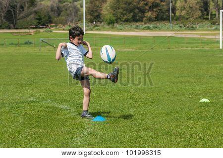Rugbyman Child