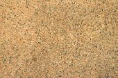 Motley red texture of granite, textured background poster