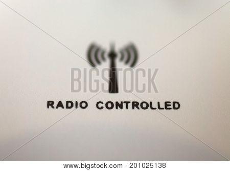 Radio Controlled Clock