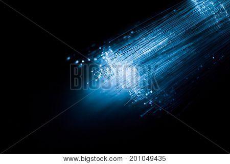 Fiber optics super digital high speed data transfer technology