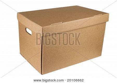 Close carton box