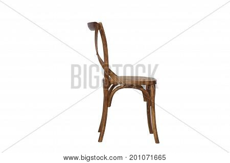 Elegant Wooden Classic Chair
