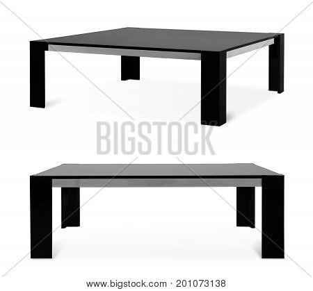 Metal Design Living Room Table