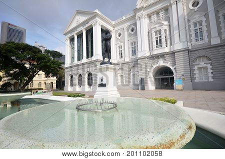 Victoria Theater And Concert Hall, Singapore