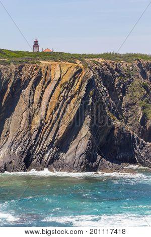 Cabo Do Sardao Lighthouse