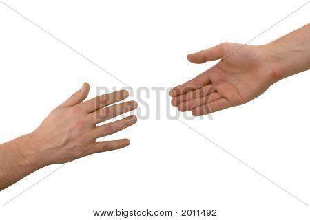두 손 (도움말)