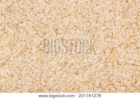 Texture of oatmeal. Oatmeal pattern as background. Background with oatmeal.
