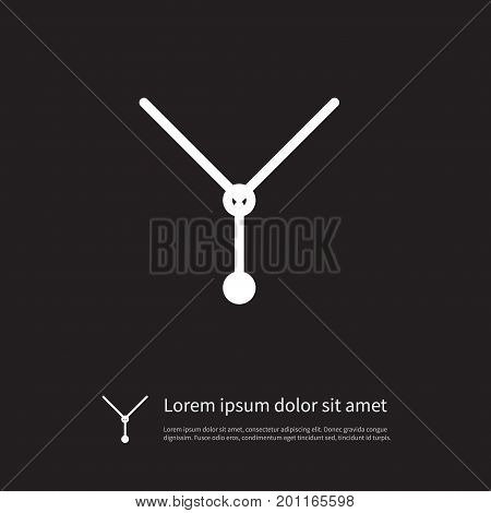 Pendant Vector Element Can Be Used For Coulomb, Pendant, Choker Design Concept.  Isolated Coulomb Icon.