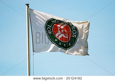 Banner Of Roland Garros