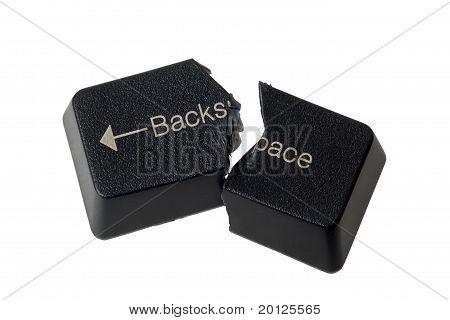 Cannot Backspace