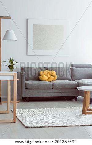 Sofa In Cozy Living Room