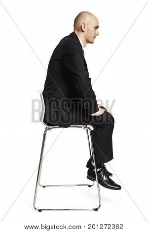 Man On Chair