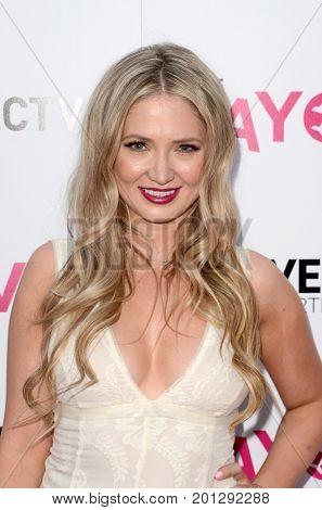 LOS ANGELES - AUG 23:  Lindsay Selles at the